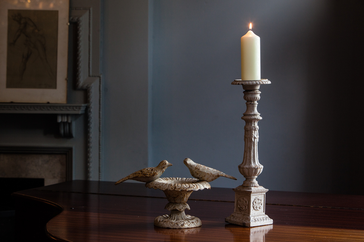 E_cream_rustic_candlestick_metal_wedding_event_table_centrepiece (26)