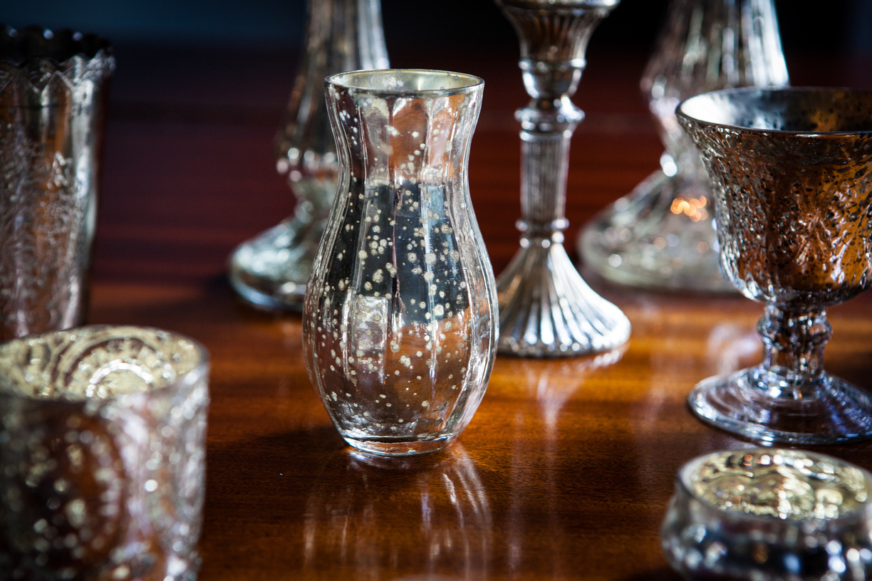 J_mercury_glass_antique_silver_wedding_small_vase_event_table_centrepiece (5)