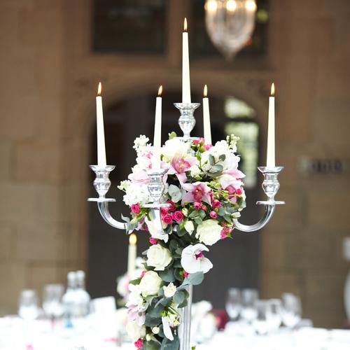 Glamorous_boutique_wedding_hampton_manor_hot_pink_ivory_white_flowers_orchid_roses (10)