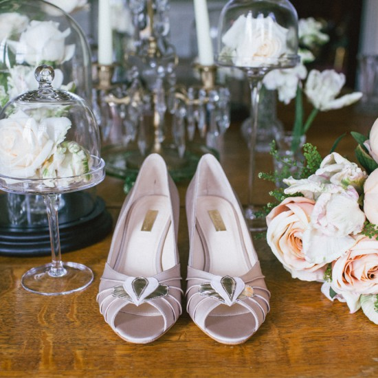 Rachel Simpson - Wedding Shoes